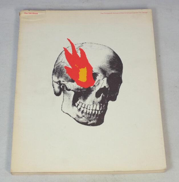STA 100 Show 13 American Center for Design Chicago Graphic Design Book 1991