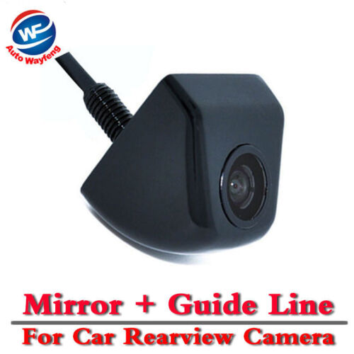 4.3 inch LCD Mirror Monitor Rear View System Wireless Backup Reverse Camera