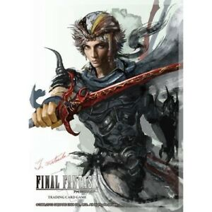 Final-Fantasy-TCG-FF2-Firion-DPD-Sleeves-Square-Enix-Brand-New-SQUXTCSLZZZ10