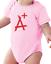 Infant-creeper-bodysuit-romper-t-shirt-A-A-Plus thumbnail 7