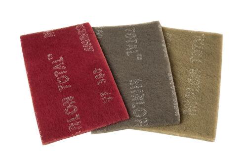 MIRKA Handpads Mirlon Total-Schleifvlies 115 x 230 mm  UF1500 25 St