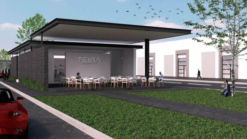Terreno en Parque Comercial y de servicios Terra Business Park  en Venta Queretaro