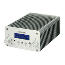 5W/15W PLL FM Transmitter Radio Stereo Station Hi-Fi Wireless Broadcast  AS