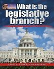 What Is the Legislative Branch? by James Bow (Hardback, 2013)