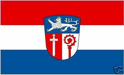 Landkreis Main Spessart Bayern Flagge Fahne Neuheit