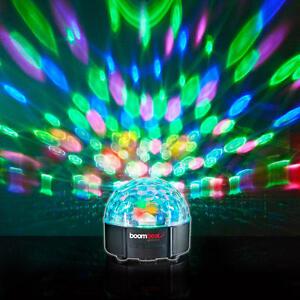 Bright Flashing Multi Coloured Led Disco Light Bluetooth