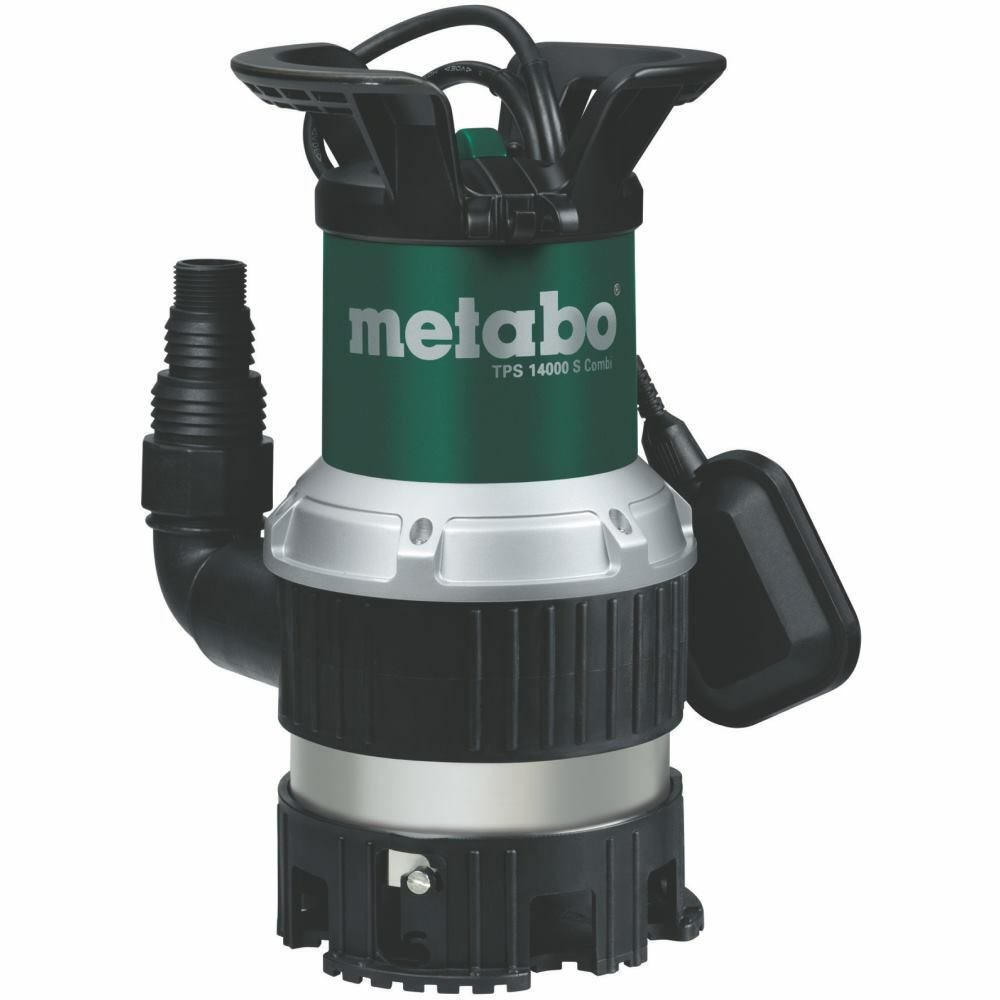 Metabo Station Wagon-Pompa sommersa TPS 14000 S Combi 770 Watt