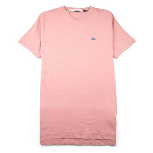 Vivienne Westwood Small Orb Logo T-shirt Pink