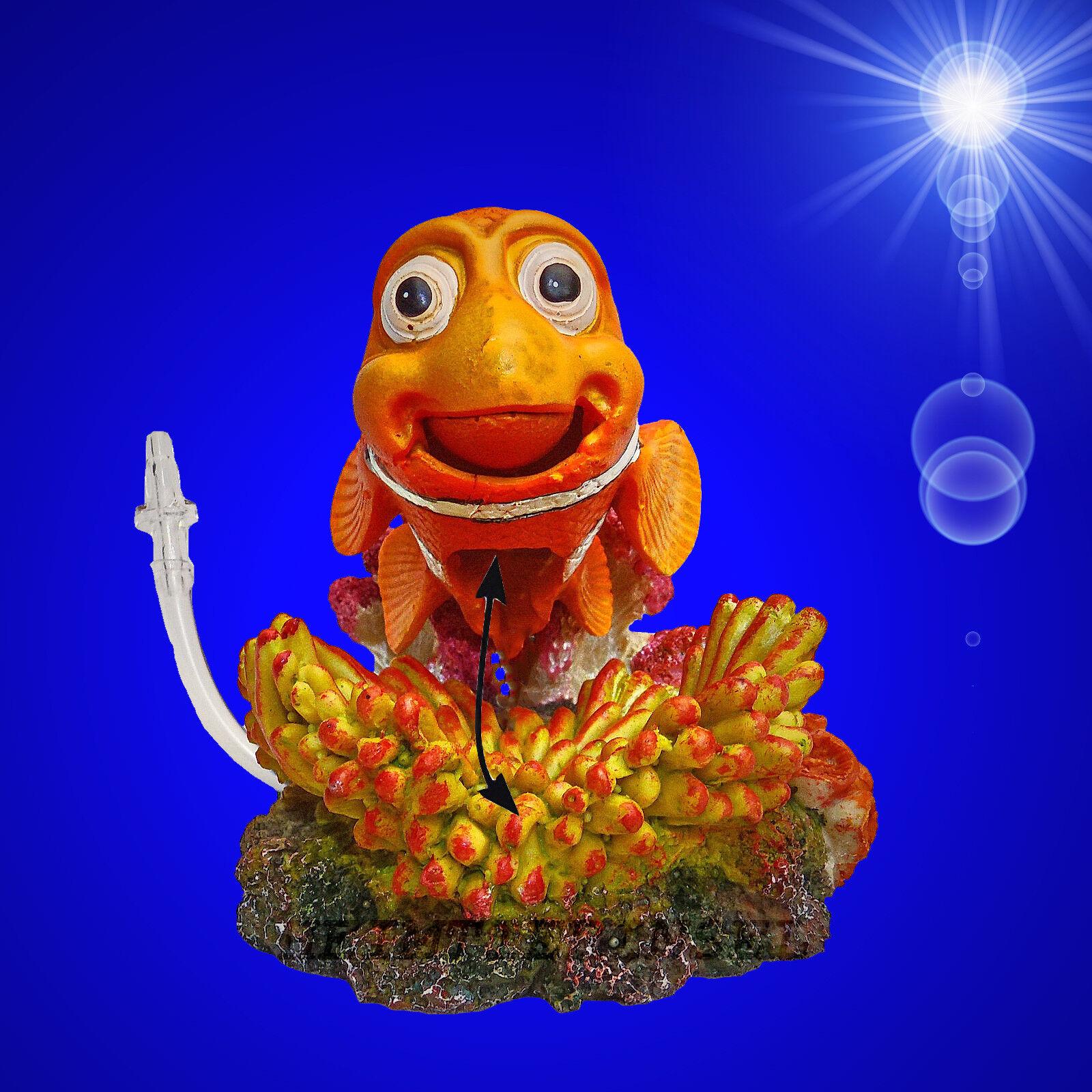 Kupit Aquarium Deko Beweglicher Nemo Luftpumpe Na Ebay De Iz Germanii S Dostavkoj V Rossiyu Ukrainu Kazahstan