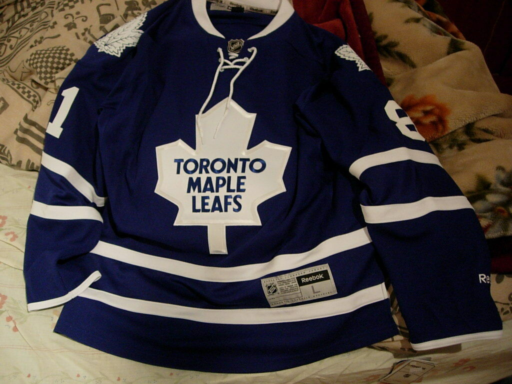 Reebok Toronto Maple Leafs Jersey, XL Philp Kessel