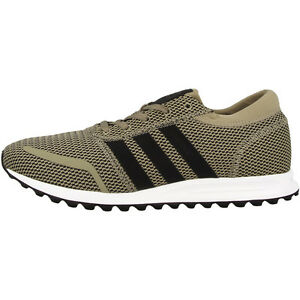 Adidas Los Angeles Scarpe da Ginnastica Originals Beige Black bb1126 Flux ZX