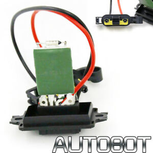 NEW-AC-Heater-Blower-motor-Regulator-resistor-For-Renault-Megane-MK-II-2002-2008
