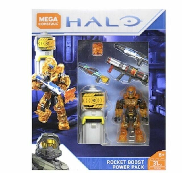 Halo Rocket Boost Power Pack And Over Shield Power Pack FVK10 /& FMM83