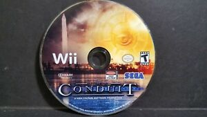 The-Conduit-Nintendo-WII-disc-only