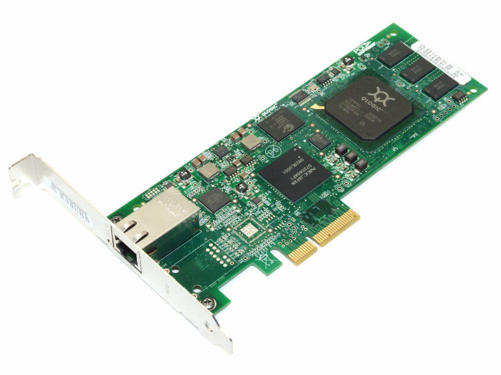 Qlogic QLE4060C-IBMX Network Ethernet Card Pcie IBM Fru 39Y6148 Network Card