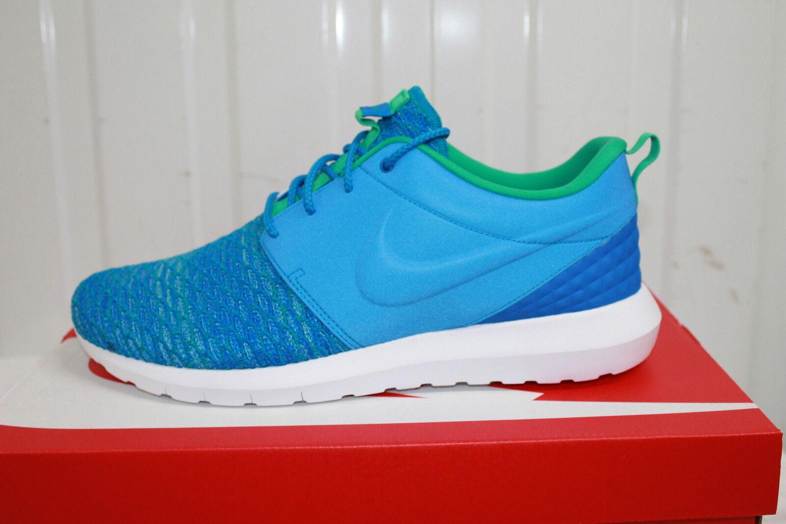 Nike 746825-400 Roshe Flyknit Premium 746825-400 Nike Talla... 11... 12... BNIB 23250 d466fb