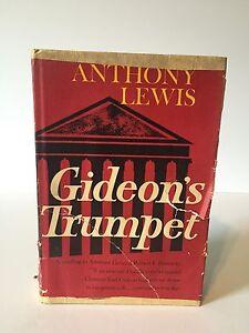 Gideons Trumpet Book