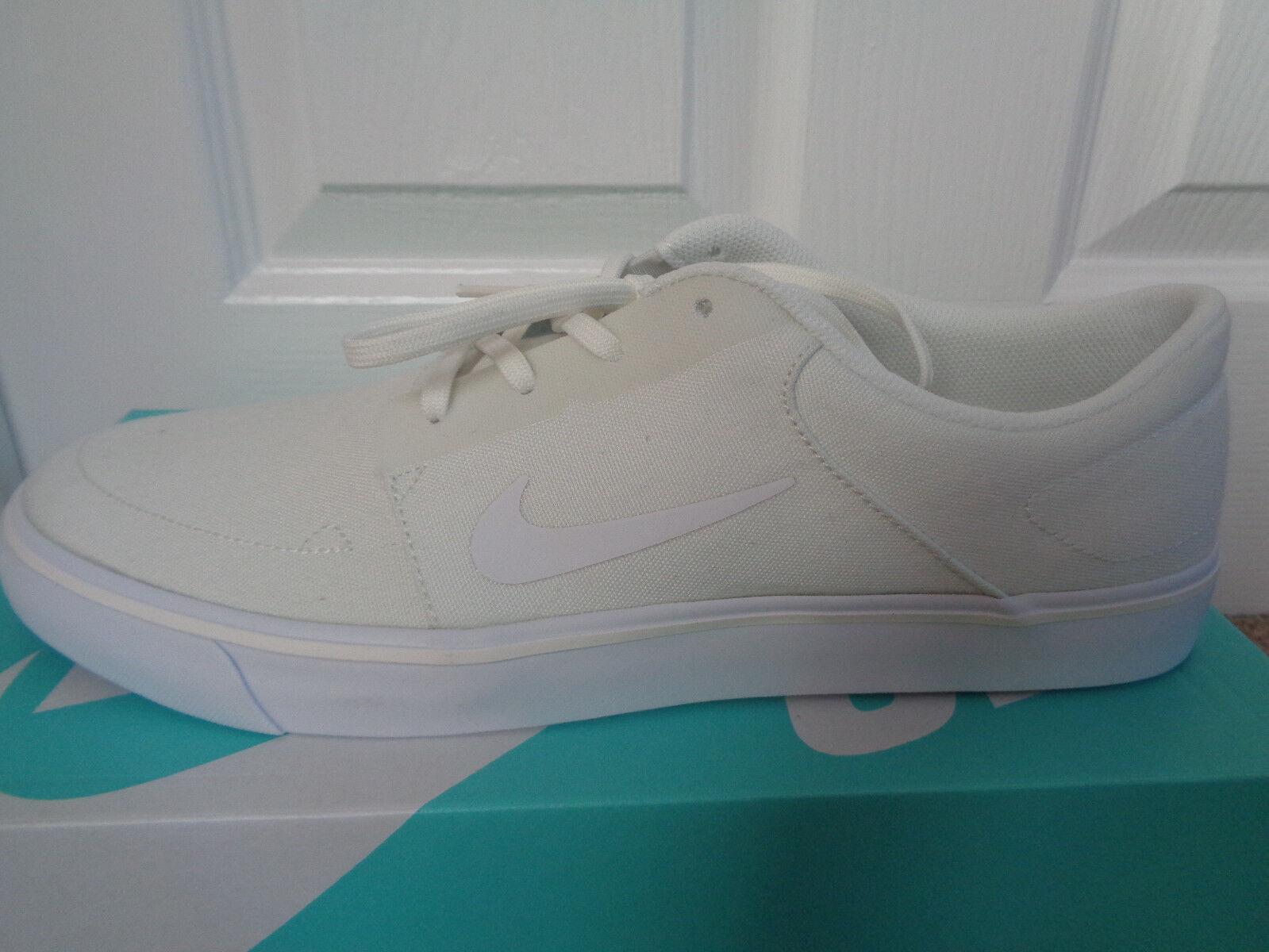 new arrival 2db14 56e7f Nike Nike Nike SB Portmore Baskets Homme Chaussures 723874 111 US 10 NEUF +  bo?te 904542