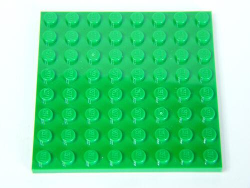 Lego plaque plate 8x8 réf 41539