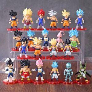 Dragon-Ball-Z-Super-Saiyan-Son-Goku-Vetega-Gotenks-collection-jouets-21pcs-Set