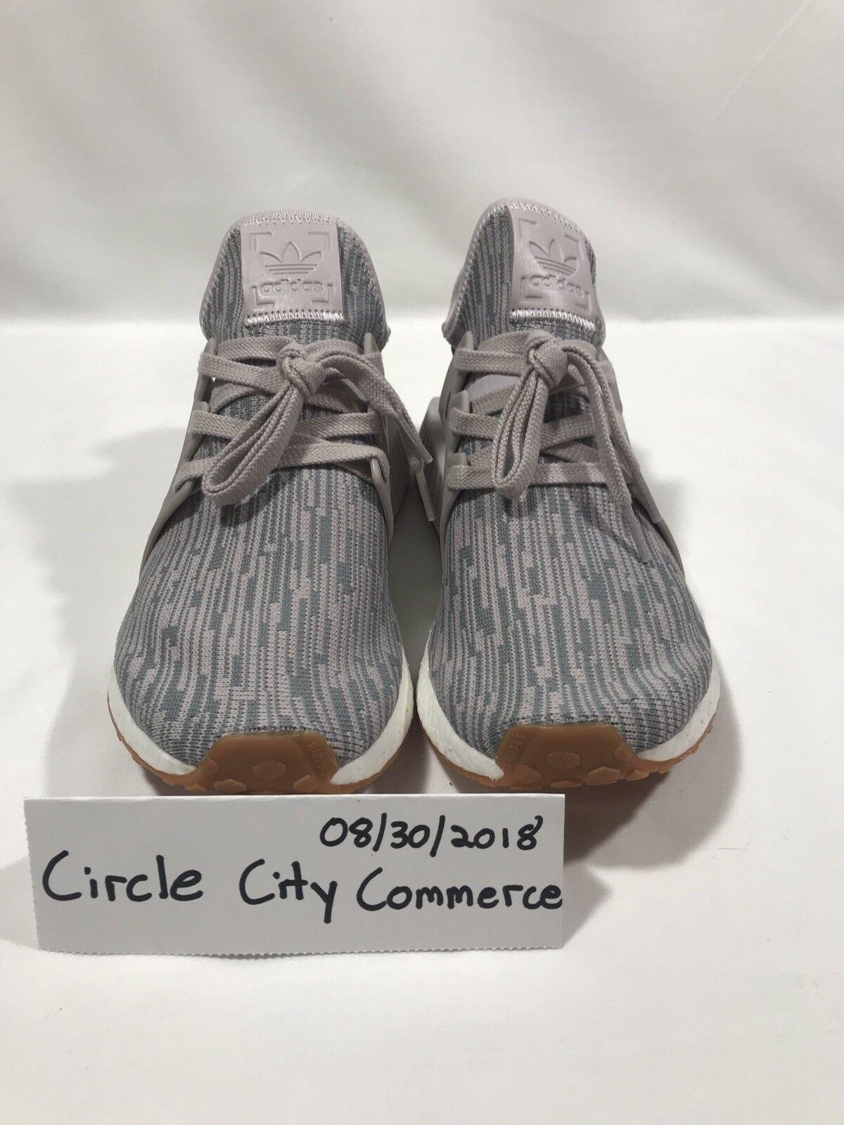 Neue adidas nmd nmd nmd xr1 kaugummi packeis lila mitte graue graue größe 9. 24d514