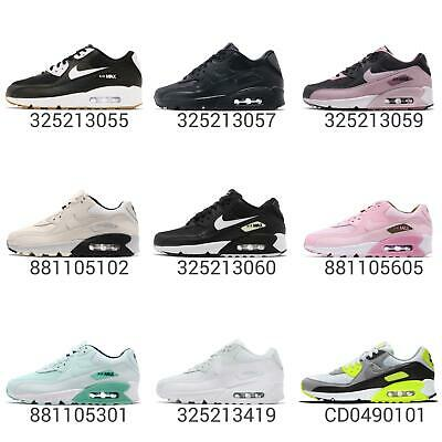 Nike Wmns Air Max 90 Women Running Casual Classic Shoes Sneakers Pick 1 | eBay
