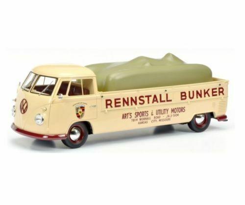 1 18 Schuco 450007500 VW T1 Bunker