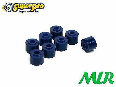 SuperPro Polyurethane Rear ARB Car Anti Roll Sway Bar Link Car Bush Kit SPF0306K