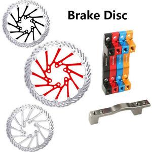 Road-bike-MTN-MTB-160-180mm-Bicycle-Disc-Brake-Floating-Rotor-with-Caliper