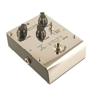 Biyang-OD8-X-Drive-TS-Tube-Tones-Overdrive-Guitar-Effect-Pedal