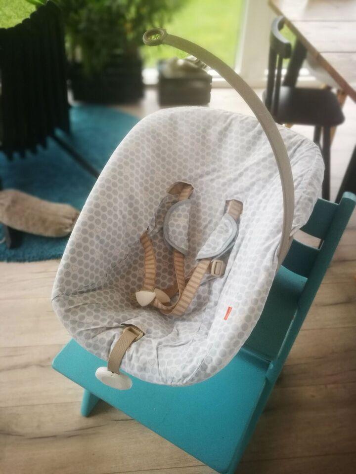 Babyindsats, stokke Newborn babyindsats, Tripp trapp