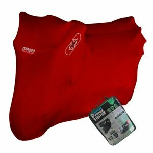 MV-AGUSTA-F4-1000RR-Oxford-Protex-Stretch-Motorcycle-Breathable-Dust-Cover-Red