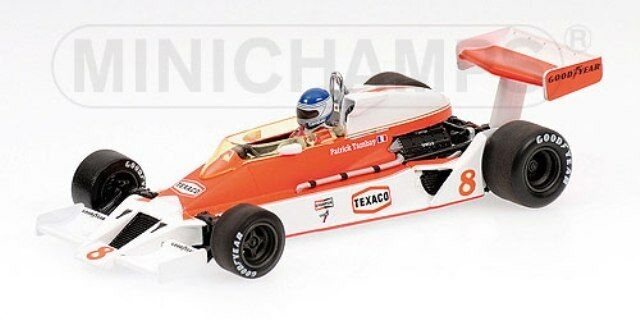 Minichamps 530 784307 & 784308 McLaren M26 F1 CARS J Hunt, P Tambay 1978 1:43 RD