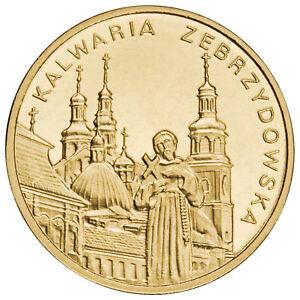 Polonia : 2 Zl. 2010 S/c Santuario Kalwaria Zebrzydows Kwrfzbsk-07235937-775493431