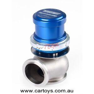 Turbosmart WG45 Hyper-Gate45 HP 35psi TS-0506-1201 - Blue
