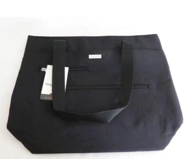 Baggallini Tote Bagg Travel Per Bag Black Nwt Mtt895bsa