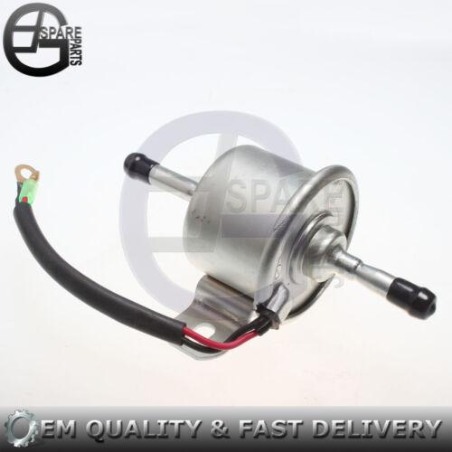 New 12V Fuel Pump 16851-52033 for Volvo JCB Kubota Perkins Takeuchi Mitsubishi