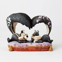 Looney Tunes Jim Shore Pepe Le Pew And Penelope Hello, Cherie 4055769