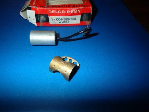 NOS Vintage Delco Remy Condenser A-203