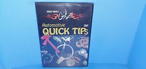 Stacey-David-039-s-Automotive-Quick-Tips-Solutions-For-Automotive-DIY-DVD-NEW-B405