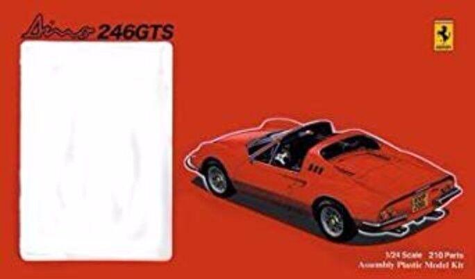 in vendita Fujimi Fujimi Fujimi 1 24 Dino 246 GTS Em-40 Assemblaggio Kit modellolo da Giappone F S  garanzia di qualità