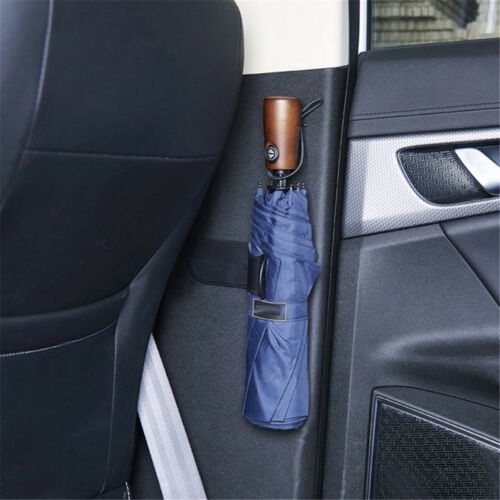 Car Trunk Mounting Bracket Umbrella Holder Clip Hook Multifunctional Accessory.
