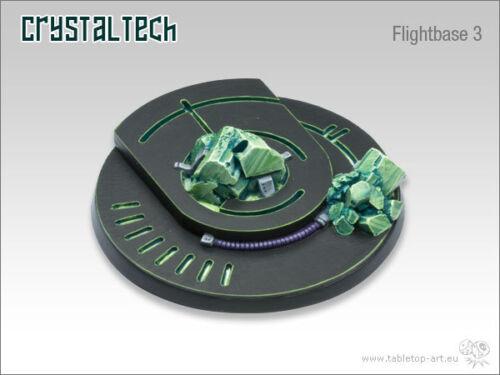 1 Crystal TechFlugbase 3 *Tabletop Art*