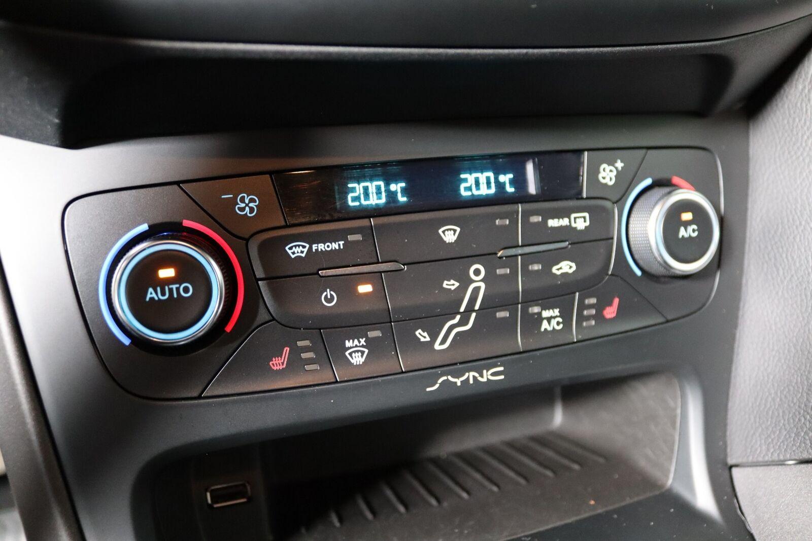 Ford Focus 1,6 TDCi 115 Business stc. - billede 9
