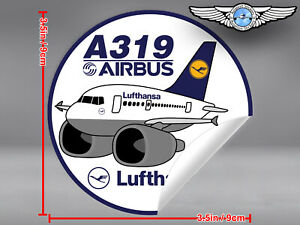 LUFTHANSA-PUDGY-AIRBUS-A319-A-319-IN-OLD-LIVERY-DECAL-STICKER