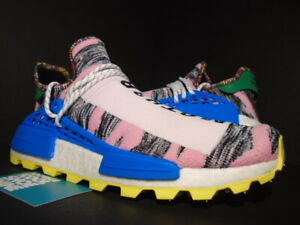 11f8af653 ADIDAS SOLAR HU NMD PHARRELL MOTHER LAND AFRO PACK HUMAN RACE R1 XR1 ...