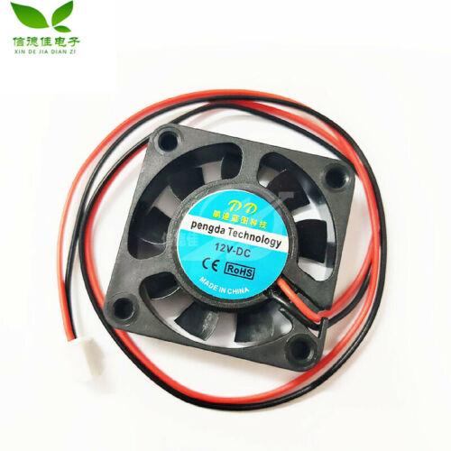 3PCS 3D Printer Makerbot Accessories Extruder Small Cooling Fan 12V 4010