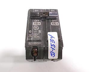 GE 2-Pole 100AMP HACR E-11592 Breaker