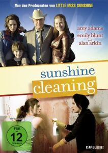 Sunshine Cleaning-scaricasse, Christine/Amy Adams, Emily Blunt DVD NUOVO