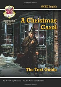 GCSE-English-Text-Guide-A-Christmas-Carol-by-CGP-Books-NEW-Book-FREE-amp-Fast